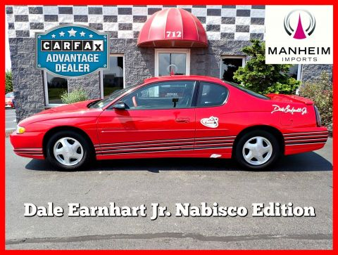 Pre-Owned 2000 Chevrolet Monte Carlo SS Dale Jr. Nabisco Ed