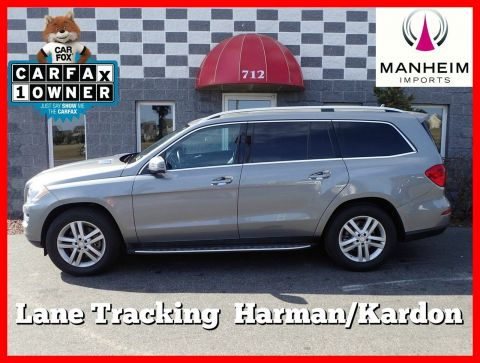 2014 Mercedes-Benz GL450 4Matic NAV AWD