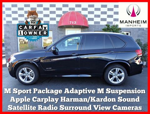 Pre-Owned 2017 BMW X5 xDrive35i M Sport