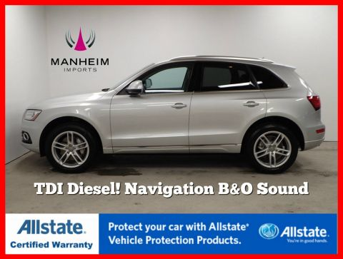 Pre-Owned 2014 Audi Q5 TDI Premium Plus