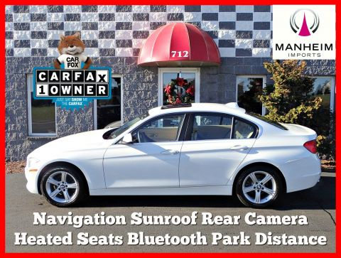 2015 BMW 328i xDrive NAV AWD