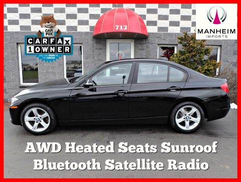 2015 BMW 328i xDrive AWD