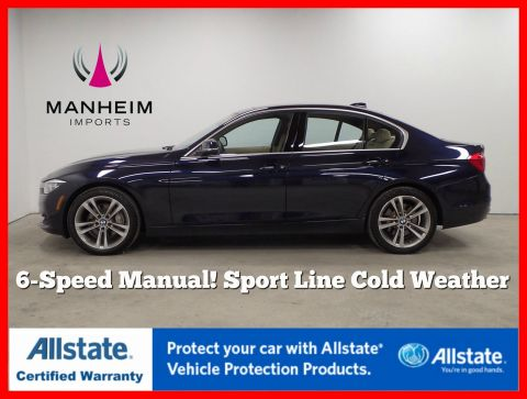 Pre-Owned 2016 BMW 340i xDrive 6 Speed
