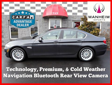 2012 BMW 535i xDrive NAV AWD