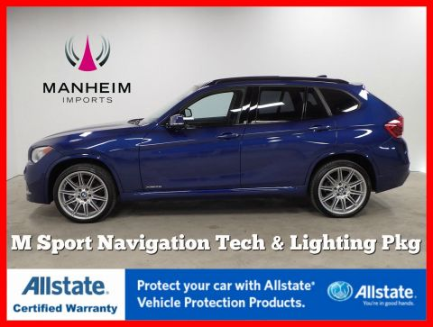 Pre-Owned 2015 BMW X1 xDrive28i M Sport NAV