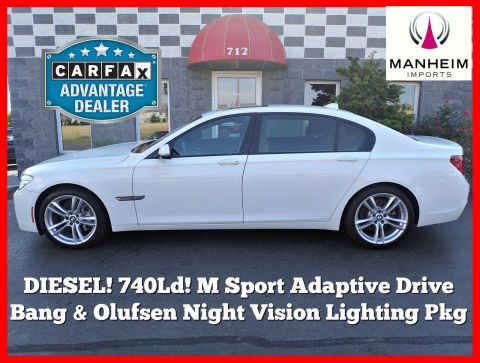 Pre-Owned 2015 BMW 740Ld xDrive M Sport