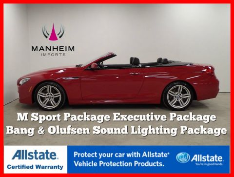 Pre-Owned 2013 BMW 650i xDrive M Sport Convertible