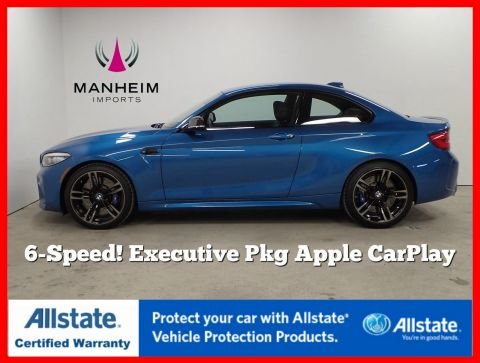 Pre-Owned 2018 BMW M2 6-Speed