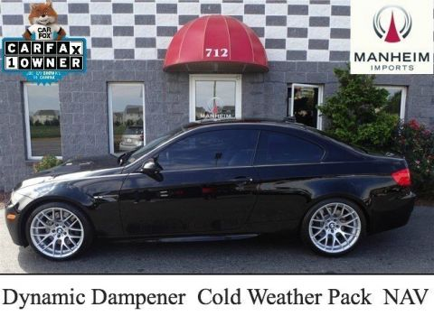 2012 BMW M3 Competition Package With Navigation