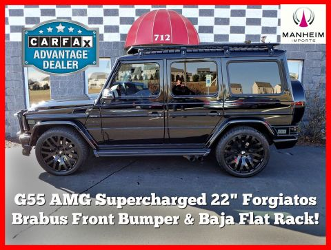 2008 Mercedes-Benz G55 5.5L AMG® With Navigation & AWD