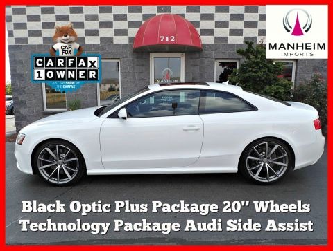 Pre-Owned 2015 Audi RS 5 Coupe 4.2 quattro