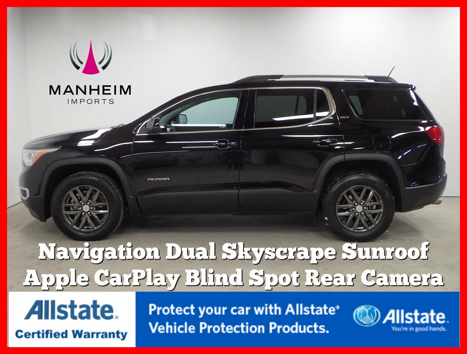 Pre-Owned 2018 GMC Acadia SLT 4WD
