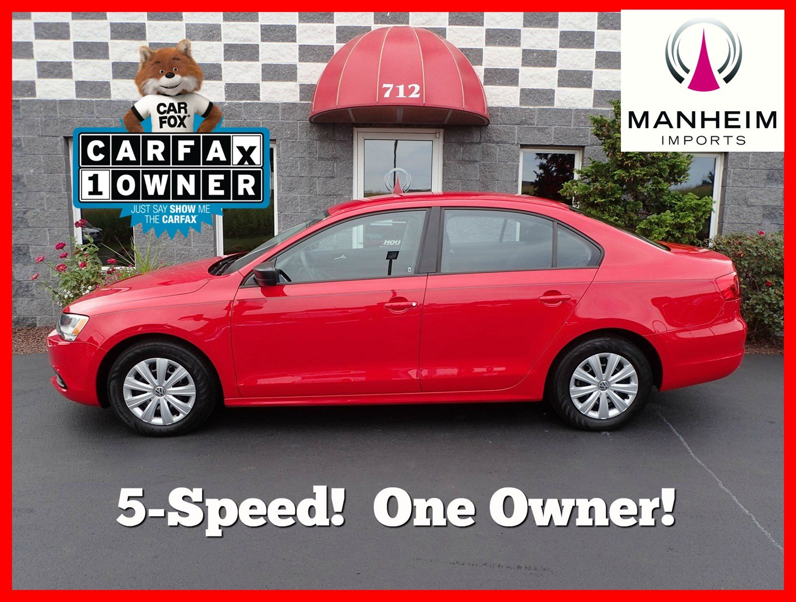 Pre-Owned 2012 Volkswagen Jetta Sedan S