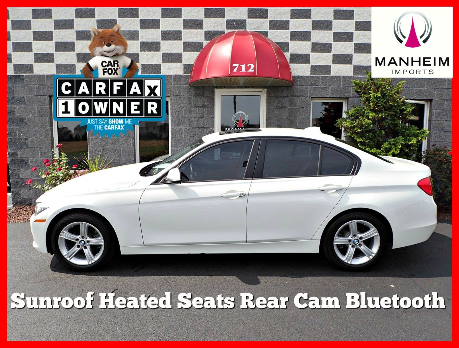 Pre-Owned 2014 BMW 328i xDrive
