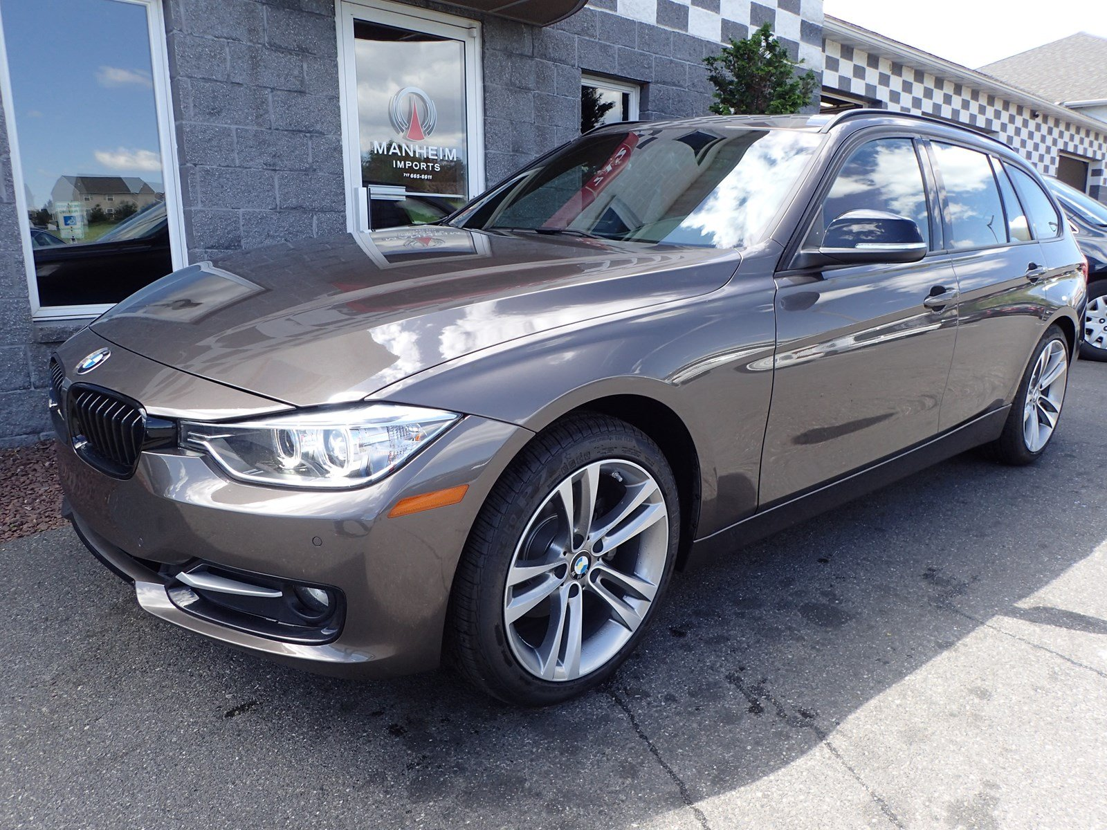 pre owned 2014 bmw 328d xdrive sports wagon sport line station wagon in manheim 300008. Black Bedroom Furniture Sets. Home Design Ideas