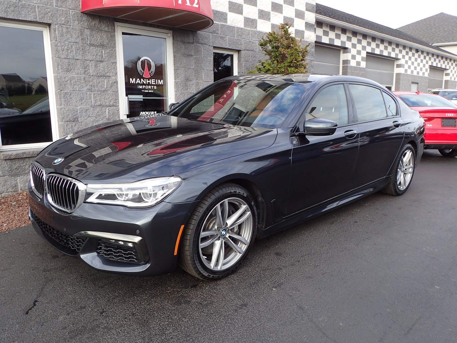 Pre Owned 2016 BMW 7 Series 750i XDrive M Sport