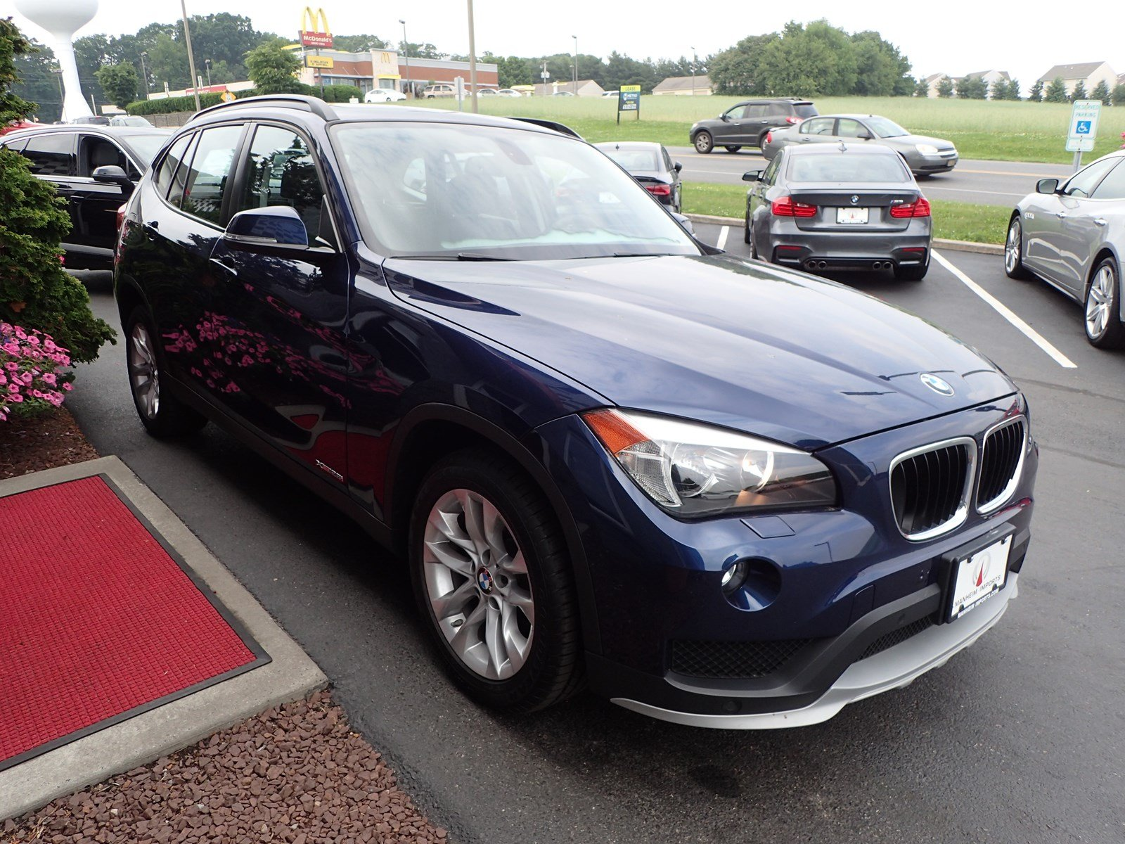 Pre Owned 2015 BMW X1 XDrive28i Ultimate Package