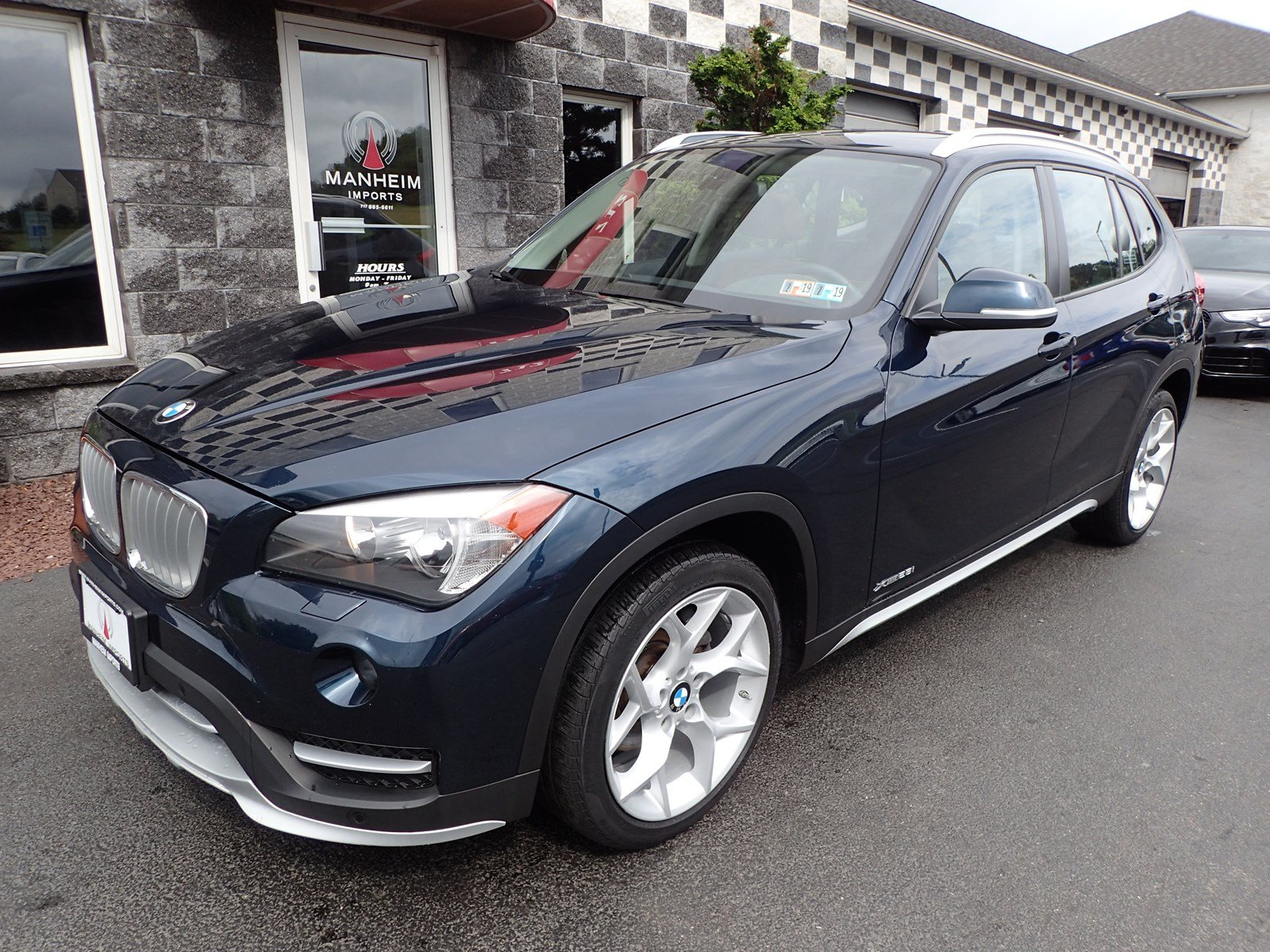 Pre Owned 2015 BMW X1 xDrive28i xLine Ultimate Pkg Sport Utility in