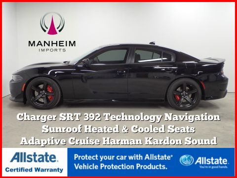 Pre-Owned 2018 Dodge Charger SRT 392