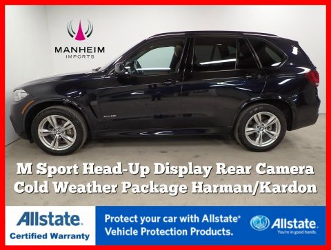 Pre-Owned 2016 BMW X5 xDrive35i M Sport