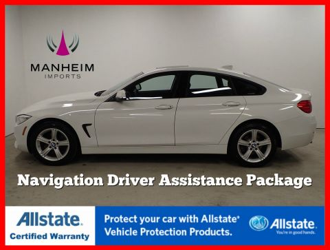 Pre-Owned 2015 BMW 428i xDrive Gran Coupe