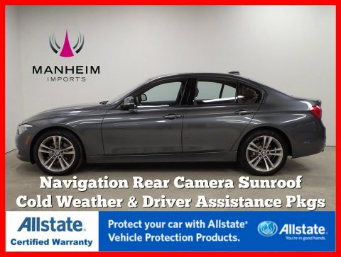 Pre-Owned 2016 BMW 328i xDrive NAV