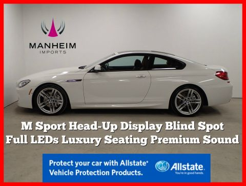 Pre-Owned 2012 BMW 650i Coupe M Sport